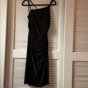 Laundry backless black dress